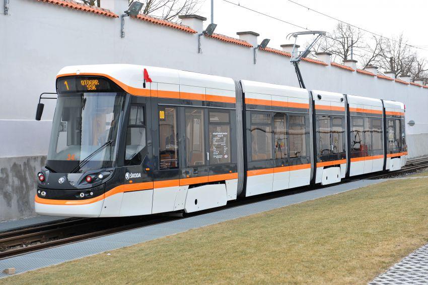 Bateriové tramvaje Škoda ForCity Classic pro  město Eskişehir (foto: Škoda Transportation)