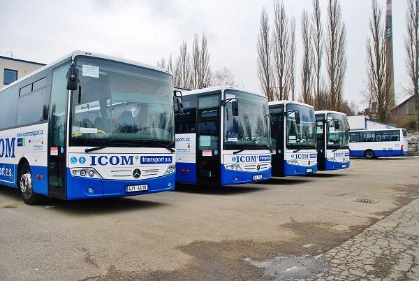 ICOM transport (ilustrační foto. Zdeněk Nesveda)