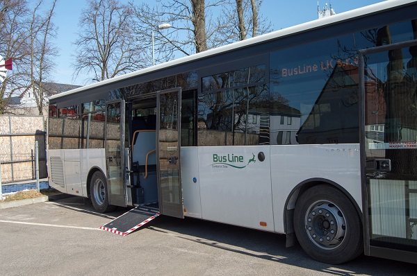 Iveco Corssway Low Entry (foto: BusLine)