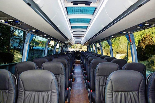 Luxusní autokar BEULAS MYTHOS na podvozku MAN (foto: Beulas)