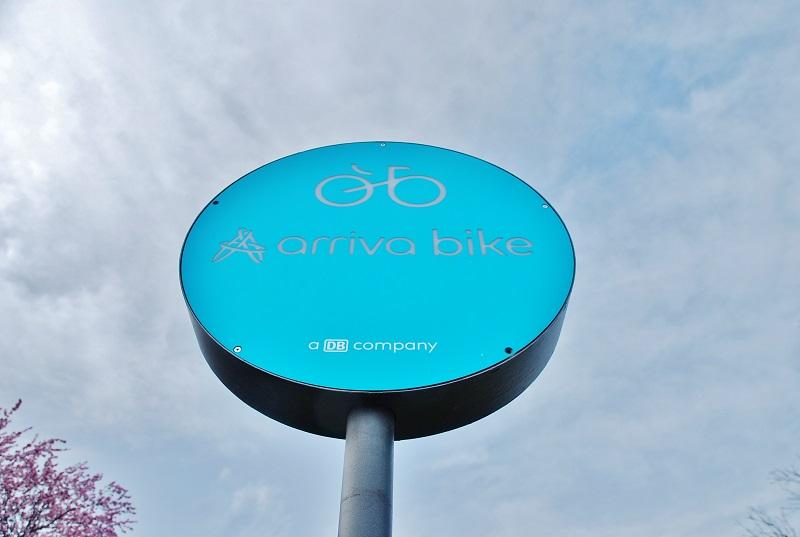 ARRIVA bikesharing, foto: Zdeněk Nesveda - BusPress