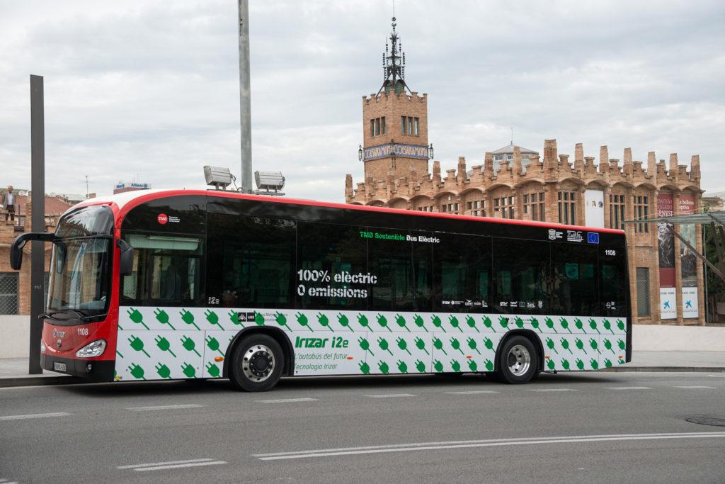 12m elektrobusy Irizar pro celodenní provoz na jedno nabití ( foto: ZeEUS)
