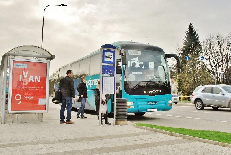 ARRIVA  Slovakia, foto: Zdeněk Nesveda - BusPress