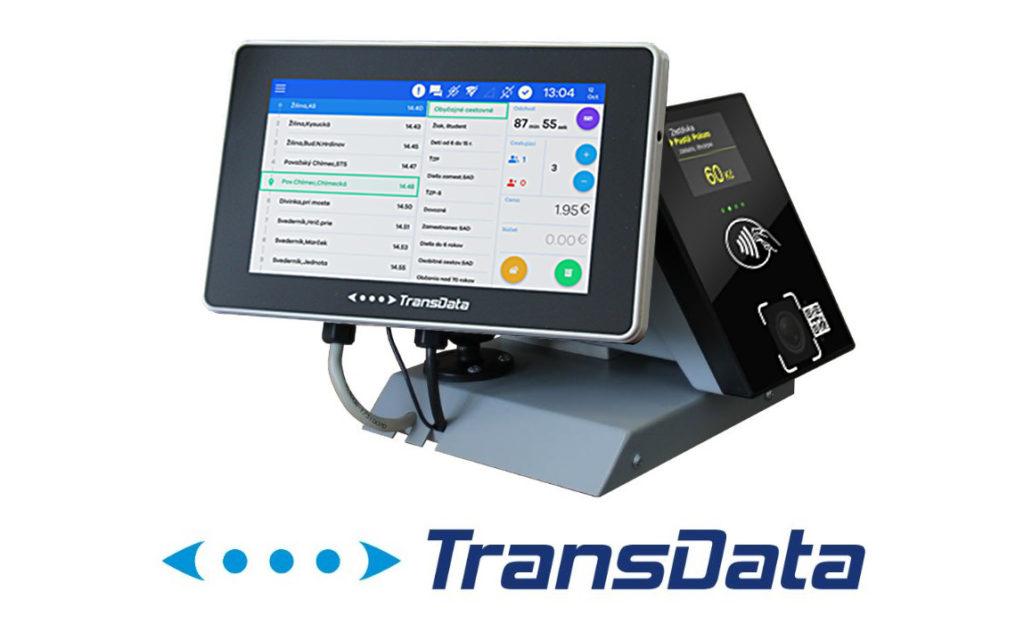 Palubný počítač Vesna (TransData) a tlačiareň OCC-E2D (Mikroelektronika)