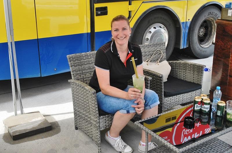 MOBIL BOARD NA VELETRHU BUS SHOW zdravá doprava Nitra