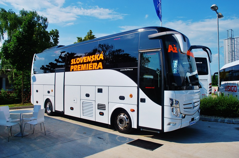 BusPlan - Mercedes - Benz Atego