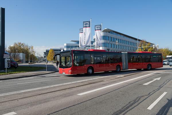 V letech 2019 až 2022 může 31 německých regionálních společností DB Regio AG uvést do provozu až 1.000 autobusů Lion´s City a Lion´s Intercity