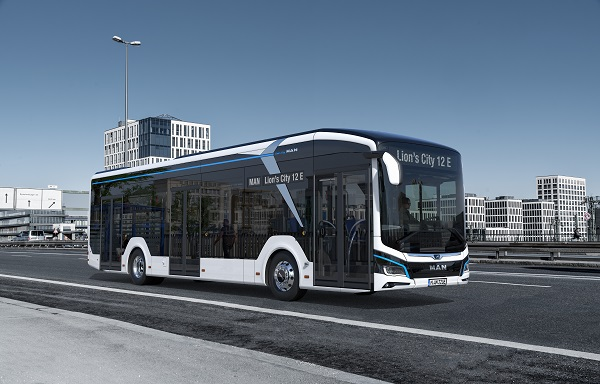 MAN Lion's City E (foto: MAN Truck & Bus)