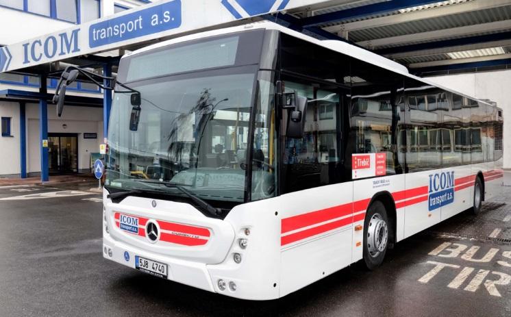 Ilustrační foto  ICOM transport