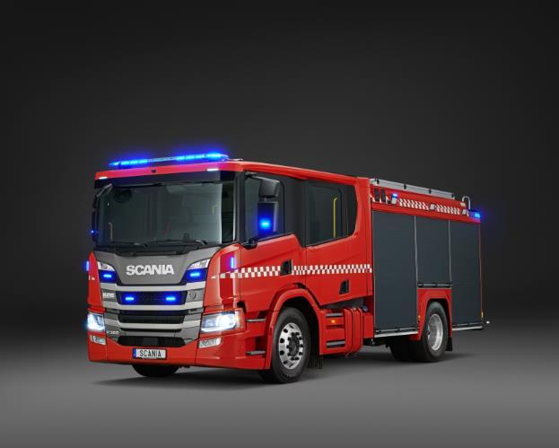 Nové posádkové kabiny Scania (foto: Scania)