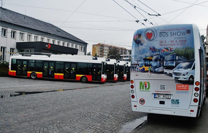 BusPress - Green Pear Tip, podporujeme čistou elektromobilitu ve veřejné dopravě! (foto: Zdeněk Nesveda)