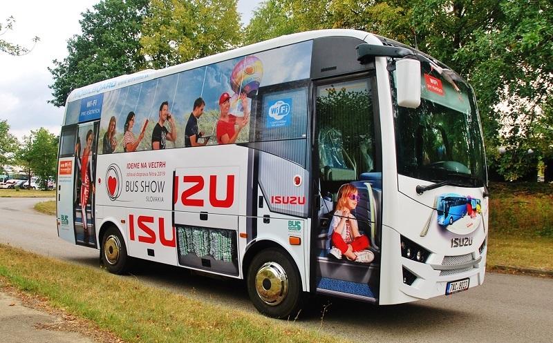 ISUZU Novo Euro 6C Niesetronic, rok výroby 2018, najeto do 10 000 km, plná záruka