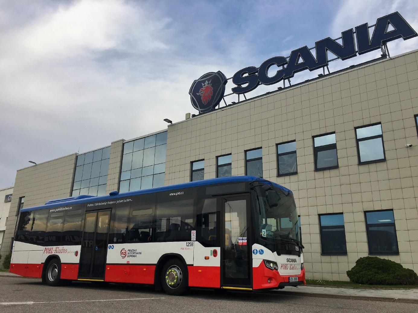 Scania Citywide Suburban LE pro společnost POHL  (foto: SCANIA)