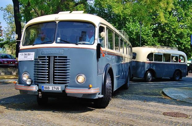 Š 706 RO (rok výroby 1951) foto: Zdeněk Nesveda