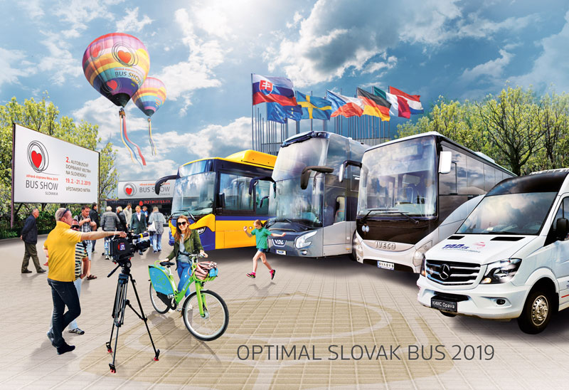 BUS SHOW autobusový veletrh NITRA