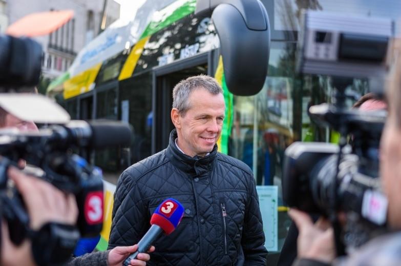 Peter Fiabáne primátor města Žilina (foto: DPMŽ)