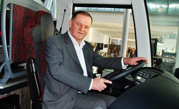 Viliam Turan, majitel a zakladatel společnosti TURANCAR, která je na trhu 30 let (foto: Zdeněk Nesveda)