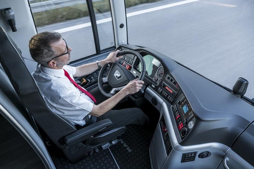 nejnovější zájezdový autokar MAN Lion's Coach