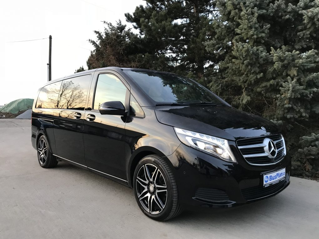 MERCEDES-BENZ V-CLASS LUXURY (foto: BusPlan)
