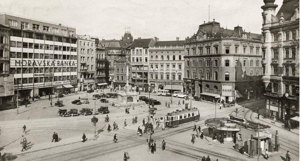Fotografie pochází z archivu bmhd.cz