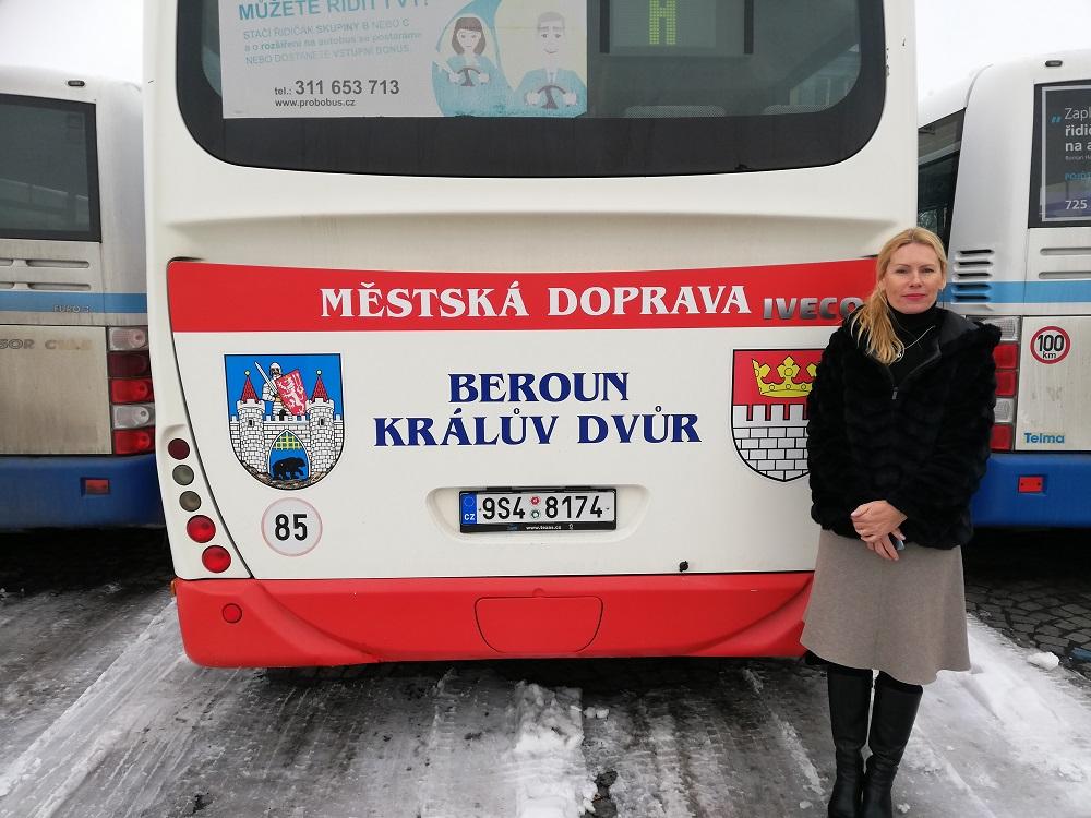 Radmila Pospíšilová, jednatelka společnosti Mobilboard (foto: Mobilboard)