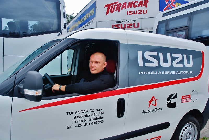 Viktor Wiesner ředitel TURANCAR CZ působí ve společnosti od samého počátku v roce 2004