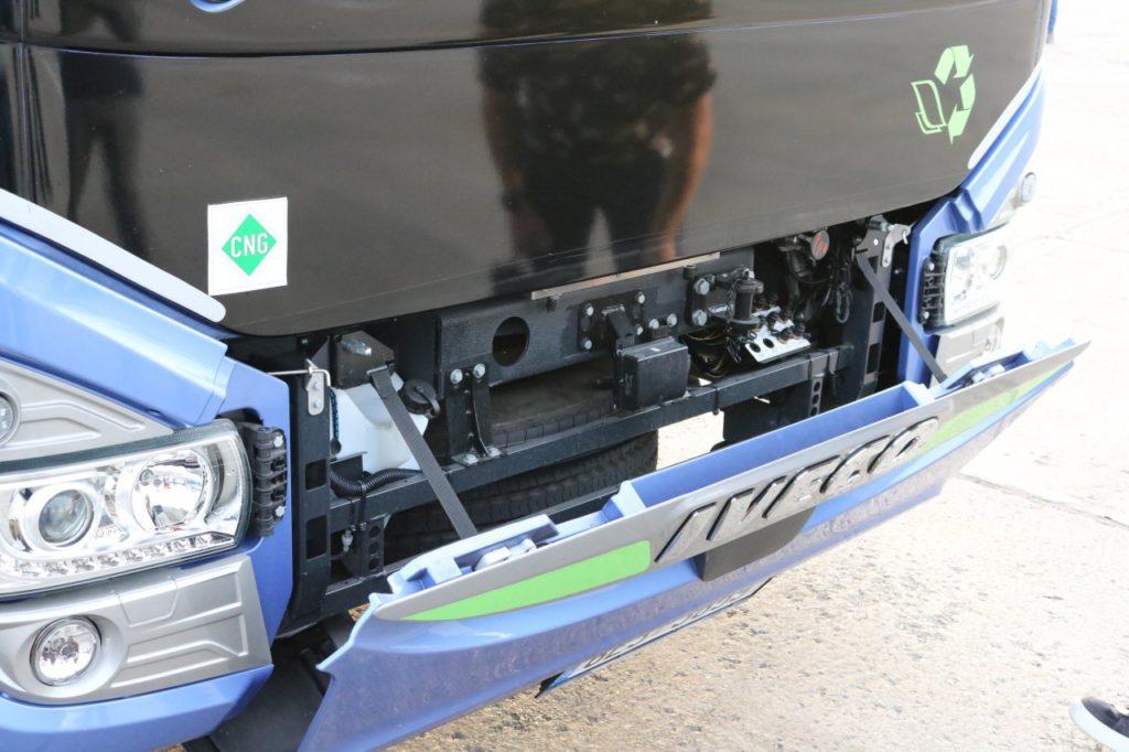 Iveco Crossway Low Decker Natural Power