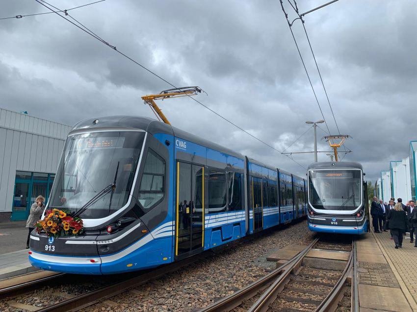 Škoda Eletric - Tramvaj For City