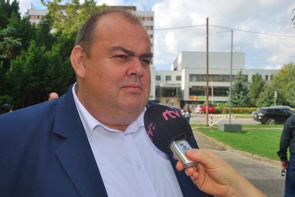 Branislav Borsuk, riaditeľ Agrokomplexu