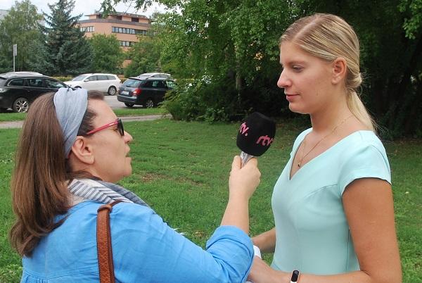 Martina Čmielová , Public Relations Manager CZ / SK