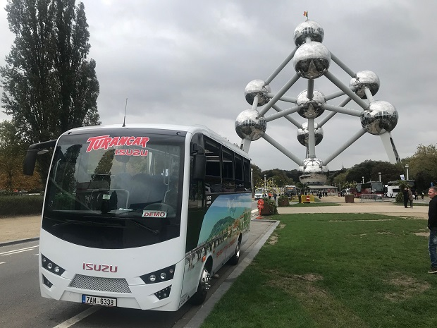ISUZU NOVO CABRIO Brusel 2019