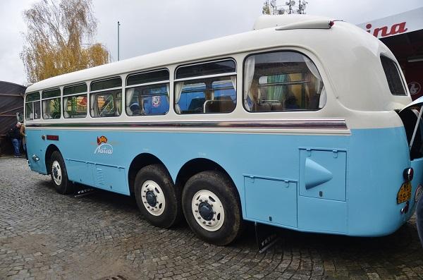 Slavnostní křest autobusu TATRA 500 HB 9. 11. 2019 v Muzeu Tatra 111 v Dobříči (foto: Zdeněk Nesveda)