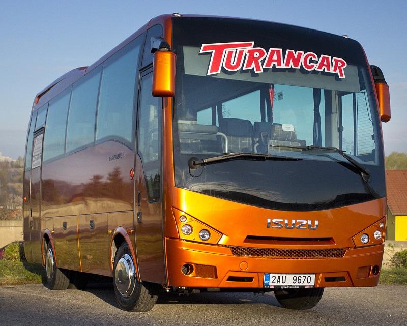 Autobusy Isuzu
