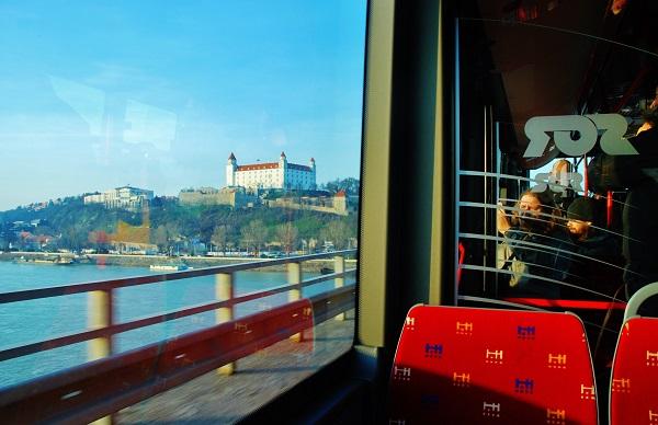 Nové elektrobusy SOR v Bratislavě (foto: Zdeněk Nesveda)